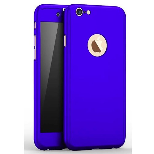 Чехол Apple iPhone 5 360 Full Protective Blue