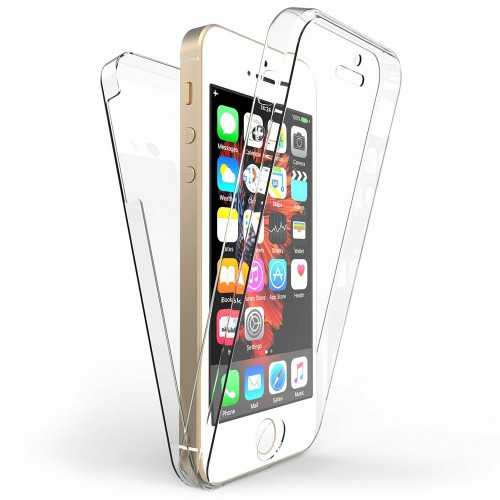 Чехол Apple iPhone 5 360 Full Protective Clear