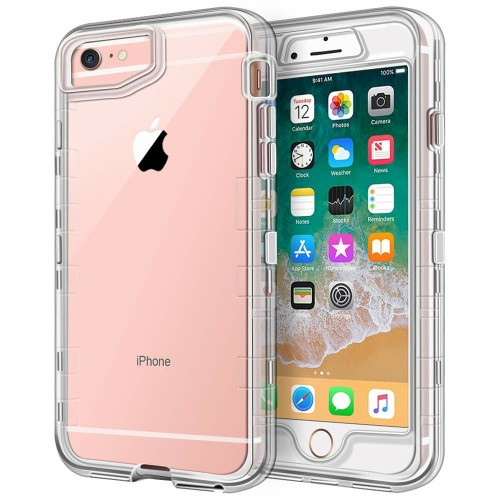 Чехол Apple iPhone6360 Full Protective Clear