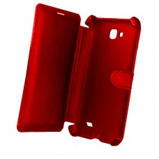 Чехол-книжка View Cover Lenovo P780 (Красный)