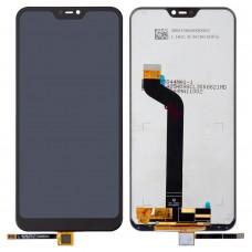 Дисплейный модуль Xiaomi Mi A2 Lite / Redmi 6 Pro (Black)