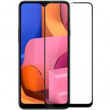 Защитное стекло для Samsung Galaxy A20s (2019) Black
