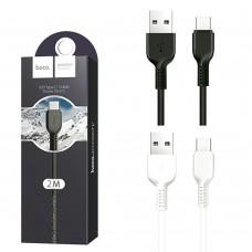 USB кабель Hoco X20 (2m) (Type-C)