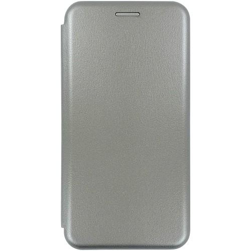 Чехол-книжка Оригинал Xiaomi Redmi 6A (Серый)