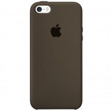 Силикон Original Case Apple iPhone 5 / 5S / SE (03) Dark Olive