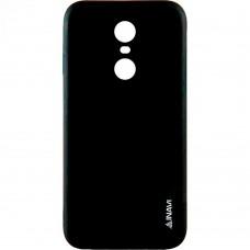 Силикон iNavi Color Xiaomi Redmi 4 (Чёрный)