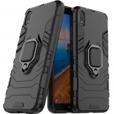 Бронь-чехол Ring Armor Case Xiaomi Redmi 7A (Чёрный)