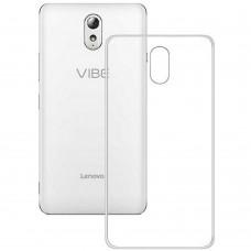 Силикон WS Lenovo Vibe P1m (Прозрачный)