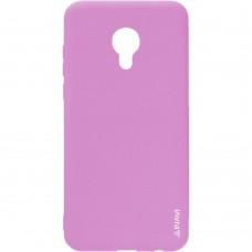 Силиконовый чехол iNavi Color Meizu M5 Note (Розовый)
