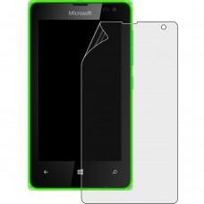 Защитная пленка Microsoft Lumia 532 DS (матовая)
