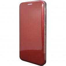 Чехол-книжка Deluxe Meizu M6s (Красный)