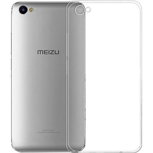 Силикон WS Meizu U10 (прозрачный)