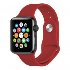 Ремешок Apple Watch Silicone 42 / 44mm (05) Product RED