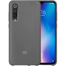 Силикон Original Case Xiaomi Mi9 (Серый)