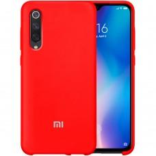 Силикон Original Case Xiaomi Mi9 SE (Красный)
