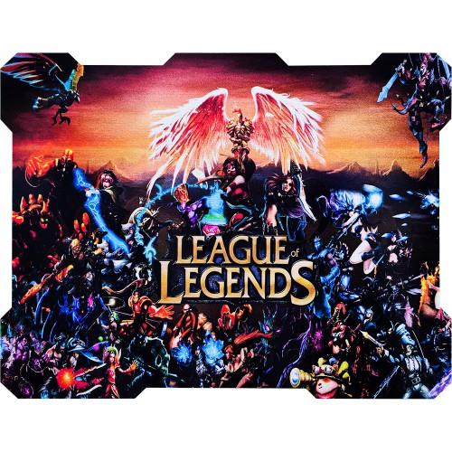 Коврик для мышки L-18 (32*25*0.2cm) (League Of Legends Logo)