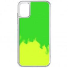 Чехол Aquarium Color Sand Samsung Galaxy A31 (2020) (Зелёный)