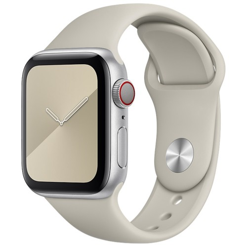 Ремешок Apple Watch Silicone 42 / 44mm (33) Pebble