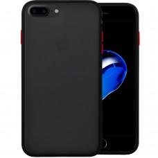 Накладка Totu Gingle Series Apple iPhone 7 Plus / 8 Plus (Чёрный)