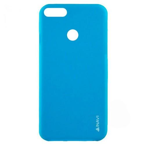 Силикон iNavi Color Xiaomi Mi5x / A1 (голубой)