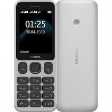 Мобильный телефон Nokia 125 Dual Sim (White)