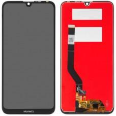 Дисплейный модуль Huawei Y7 / Y7 Prime (2019) / Enjoy 9 (Black)