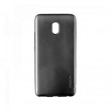 Силиконовый чехол Rock Matte Meizu M5s (Black)