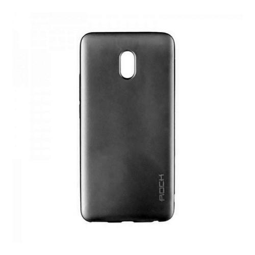 Силикон Rock Matte Meizu M5s (Black)