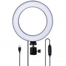 Набор для съемки LED-лампа (26 cm) (Чёрный)