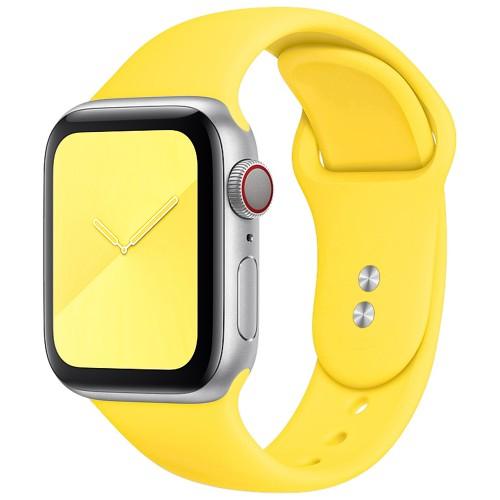 Ремешок Apple Watch Silicone 38 / 40mm (40) Flash