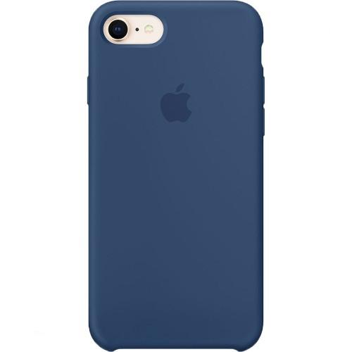 Чехол Silicone Case Apple iPhone 7 / 8 (Cobalt Blue)