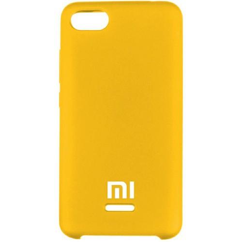 Чехол Xiaomi Redmi 4a Gold