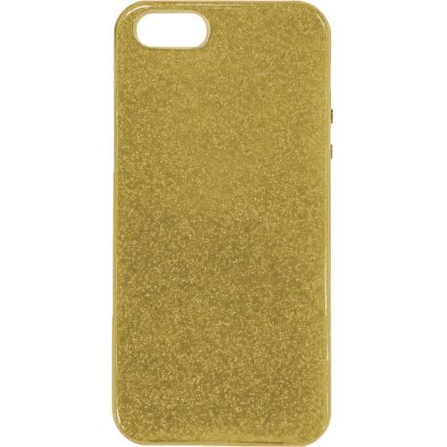 Силиконовый чехол Glitter Apple iPhone 5 / 5s / SE