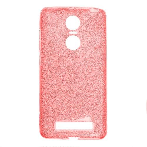 Силиконовый чехол Twins Xiaomi Redmi Note 4x (Красный)
