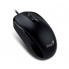 мышь проводная USB Mouse Genius DX 110 PS2 (Черный)