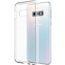 Силикон Virgin Case Samsung Galaxy S10e (прозрачный)