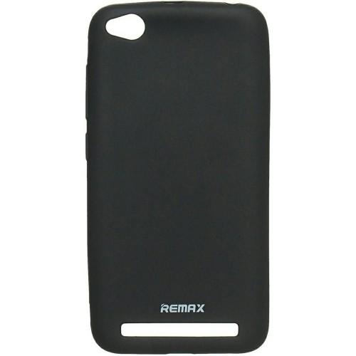 Remax Silicone Case Xiaomi Redmi 5A Black