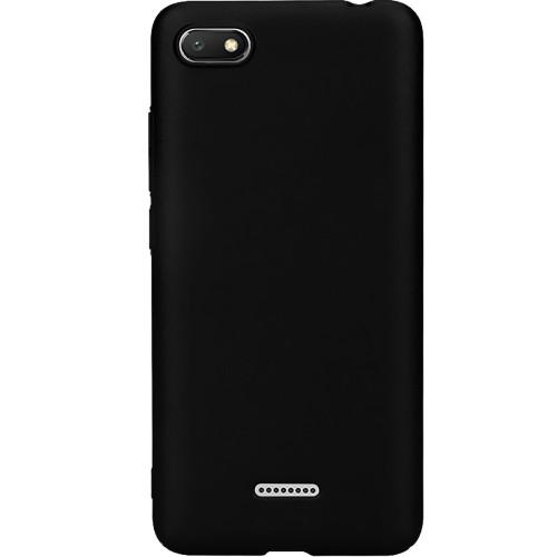 Силикон Graphite Xiaomi Redmi 6a (Чёрный)