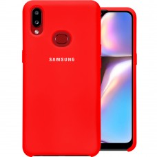 Силикон Original Case Samsung Galaxy A10s (2019) (Красный)