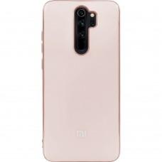Силикон Zefir Case Xiaomi Redmi Note 8 Pro (Розово-золотой)