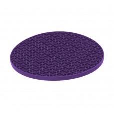 Силиконовый коврик-подставка (Фиолетовый)