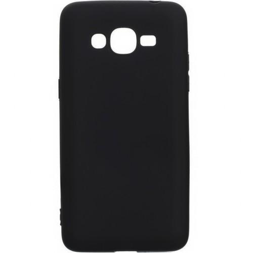Силиконовый чехол Graphite Samsung Galaxy J2 Prime G530 (черный)