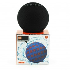 Колонка Portable Stereo Speaker M198 Bluetooth (Чёрный)