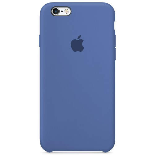 Силиконовый чехол Original Case Apple iPhone 6 / 6s (45) Denim Blue
