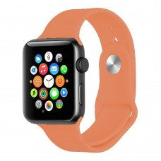 Ремешок Apple Watch Silicone 42 / 44mm (11) Peach