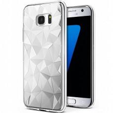Силикон Prism Case Samsung Galaxy S7 (Прозрачный)