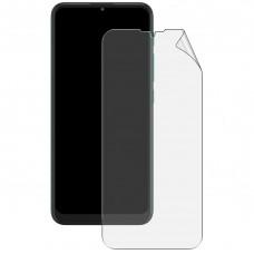 Защитная плёнка Matte Hydrogel HD Motorola G9 Play (передняя)