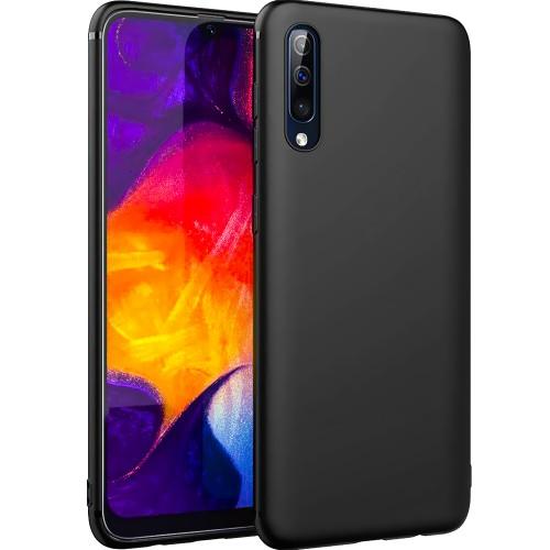 Силикон Graphite Samsung Galaxy A70 (2019) (Чёрный)