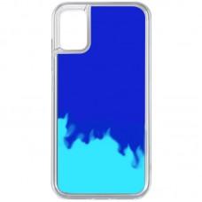 Чехол Aquarium Color Sand Samsung Galaxy A31 (2020) (Синий)