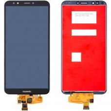 Дисплейный модуль Huawei Y7 (2018) / Y7 Prime (2018) / Honor 7C Pro 9 (Black)